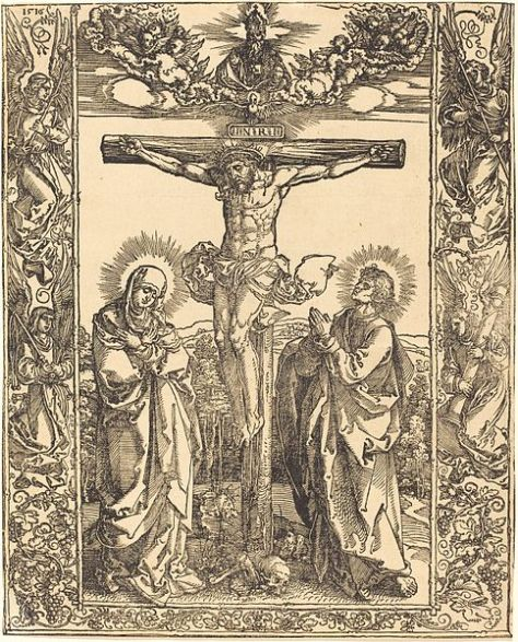 484px-Albrecht_Dürer_-_Christ_on_the_Cross_(NGA_1943.3.3681)